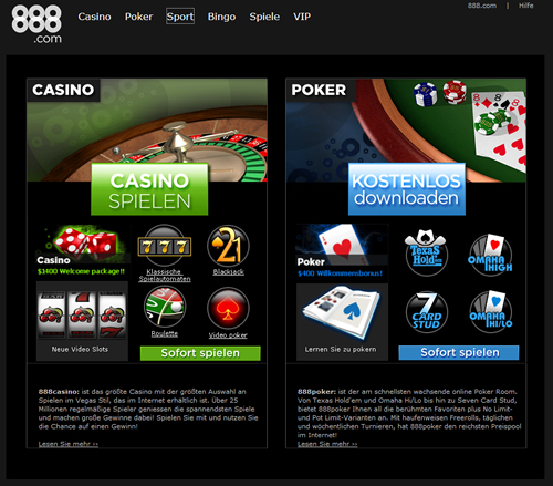 Casino in Deutschland 39335