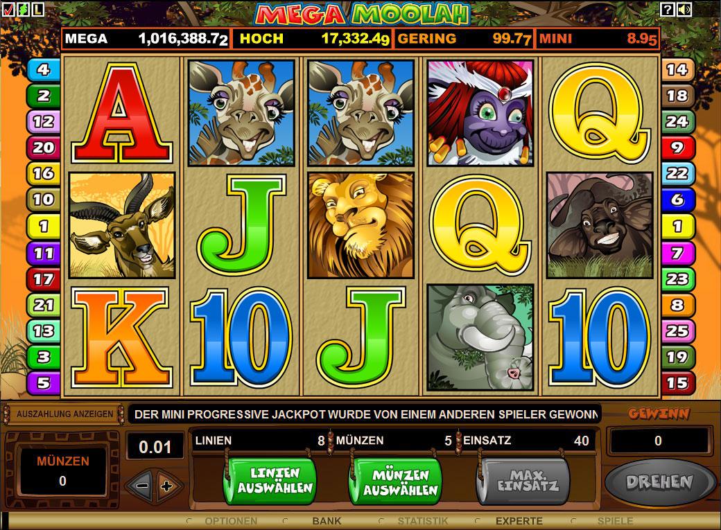 Auszahlungsquote Spielautomaten Jackpot 673456