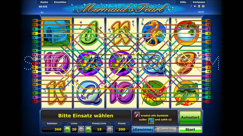 Spielautomaten Strategie Mermaids 117006