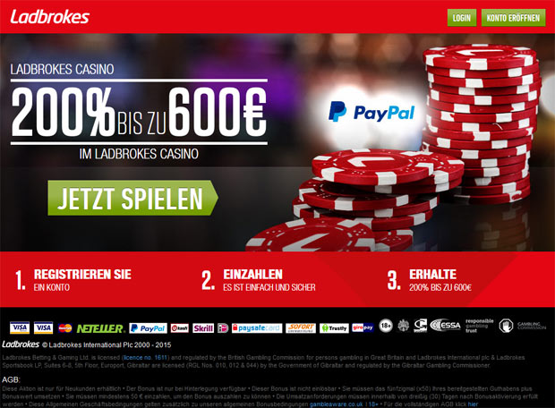 Seriöse online Casino 81339