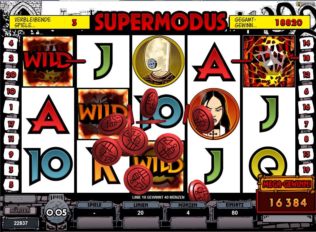 Spielautomaten Bonus 212898
