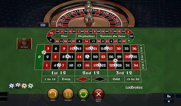 European Roulette online 665578