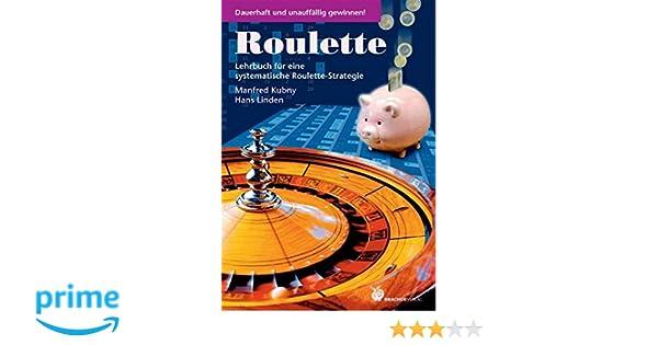 Lehrbuch systematische Roulette 153473