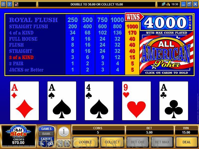 American Poker 2 599470
