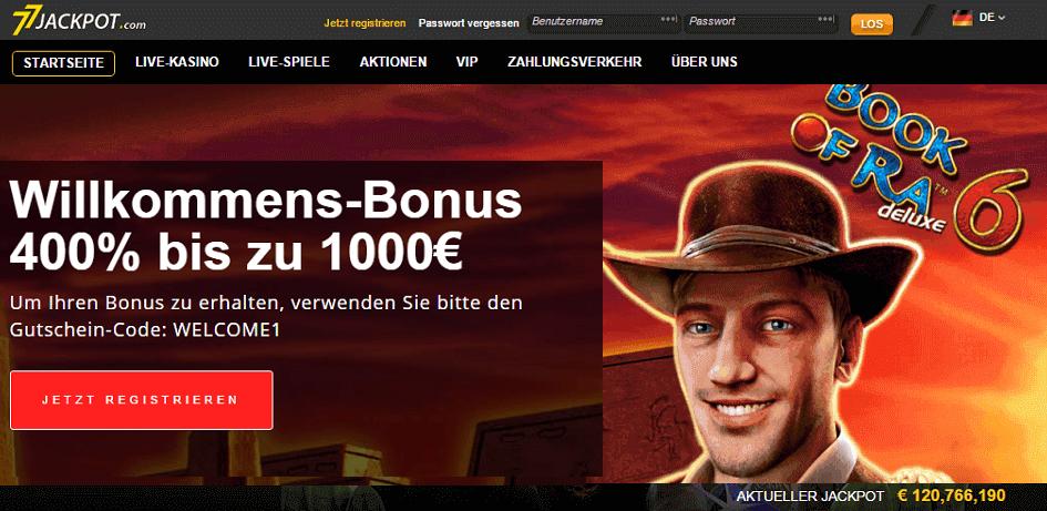 Jackpot Casino 161190