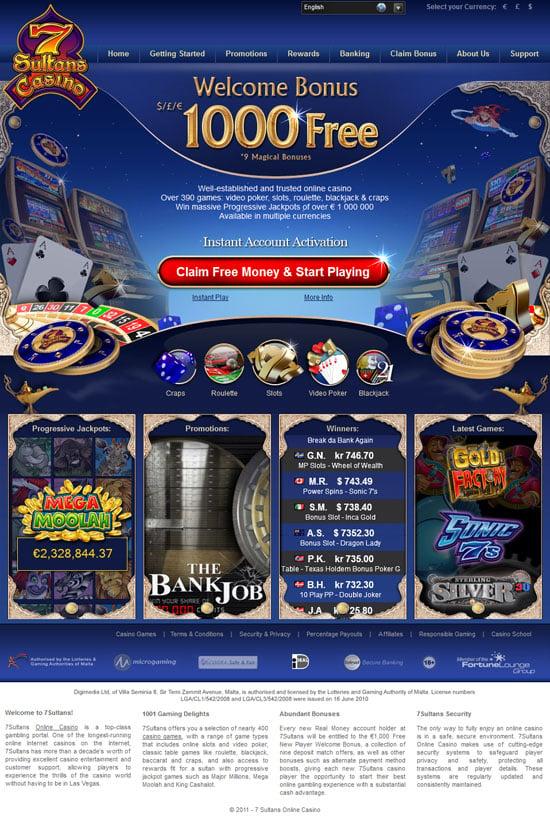 Video Slots Bonus 215517