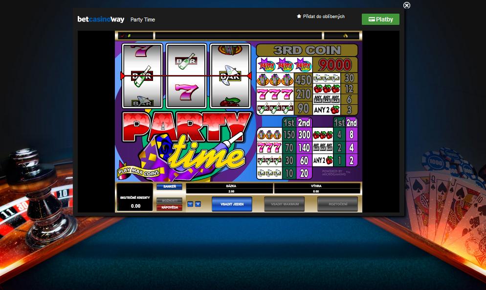 Bonus Betway Casino 909612