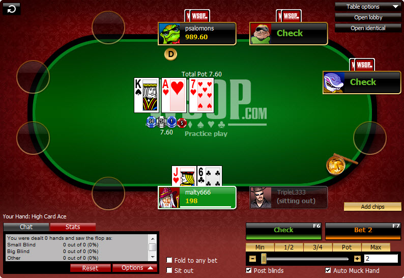 Uk Poker 135000