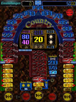 Alte Spielautomaten Bonus 857081