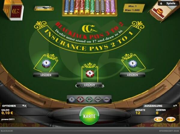 Black Jack Casino 925973