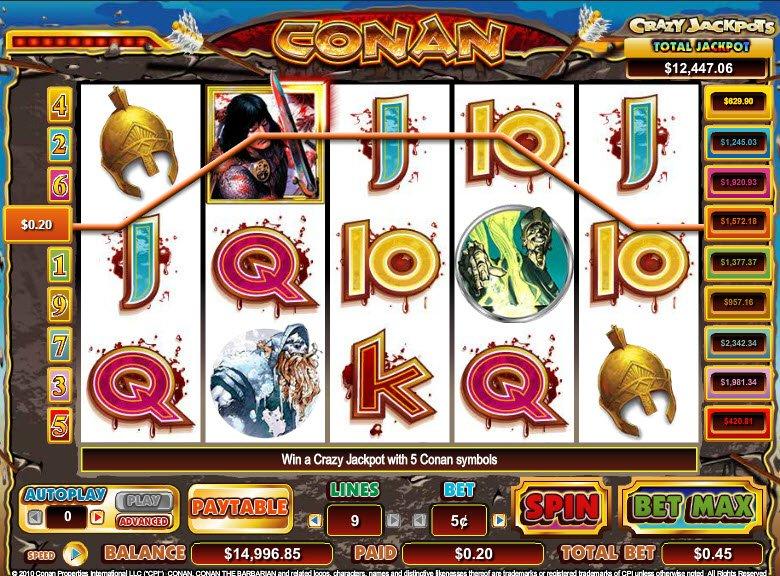 Progressive Jackpots online 105716