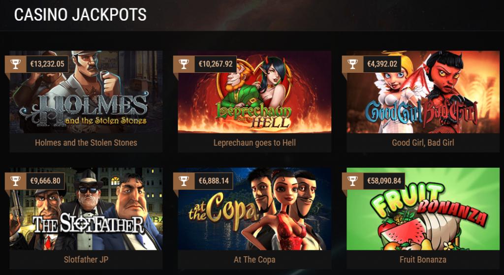 Bonus Poker 844346
