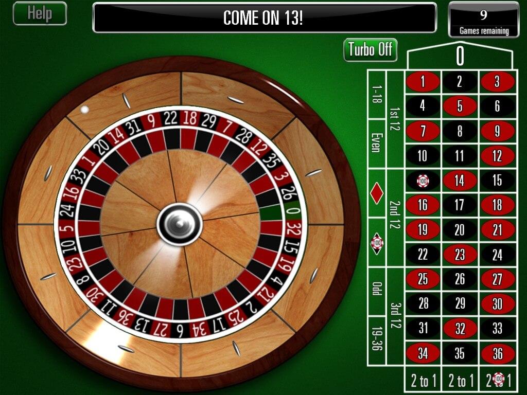 Roulette Simulator 831275