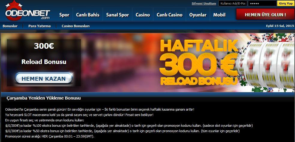 Casino euro Bonus 587087