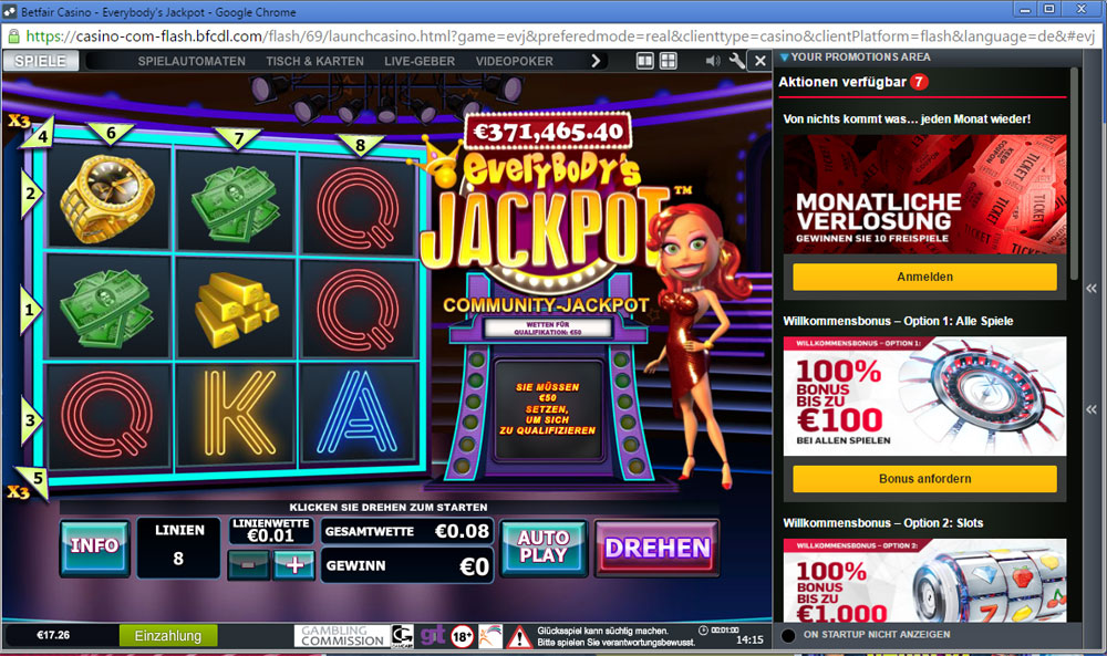 Jackpot Casino online 691138