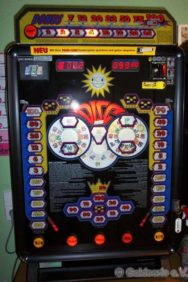 Alte Spielautomaten Bonus 476051