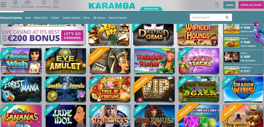 Ehrliches online Casino 72525