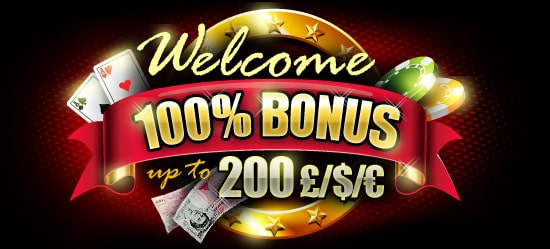 Casino Welcome Bonus 134901