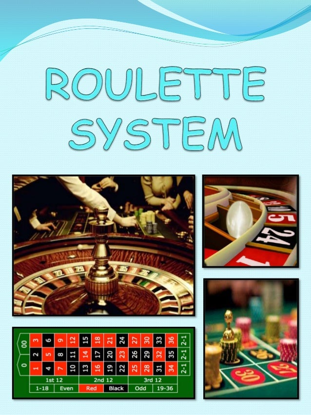 Roulette System Software 349085