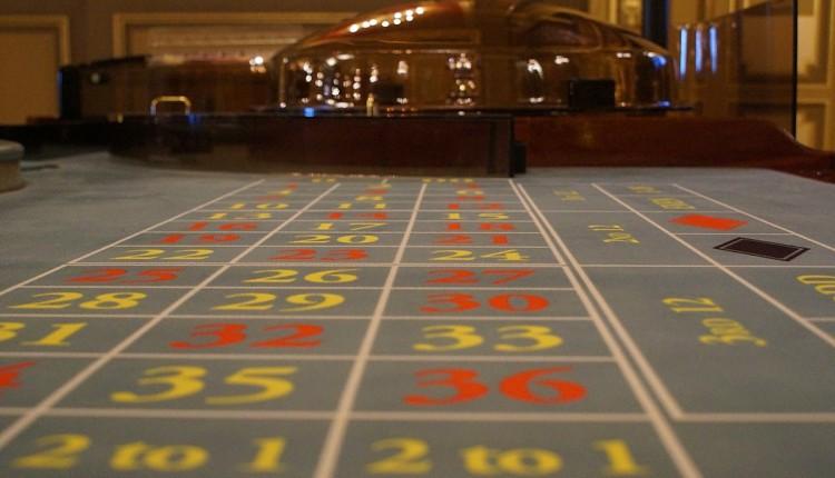 Roulette Tisch Regelmäßigkeiten 787852