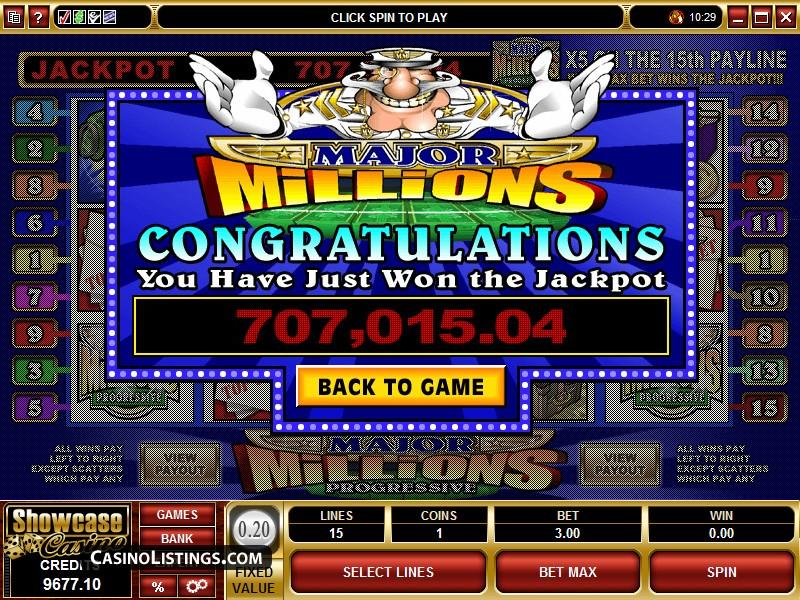 Jackpot Winner 356057