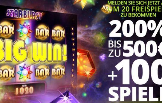 Casino Bonus 963789