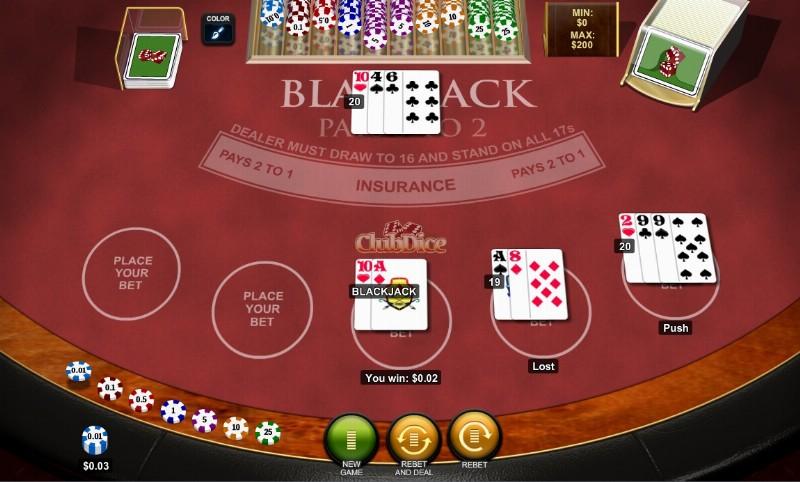 Bonus Casino 551182