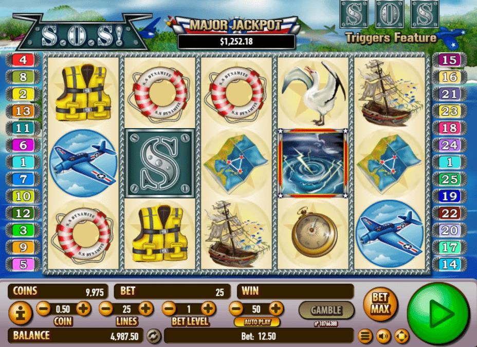 Spielautomaten Bonus 136031