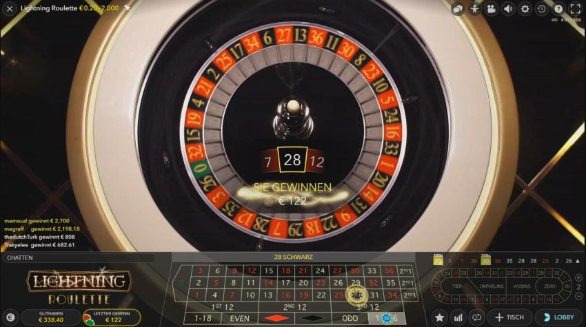 Roulette Serien 527624