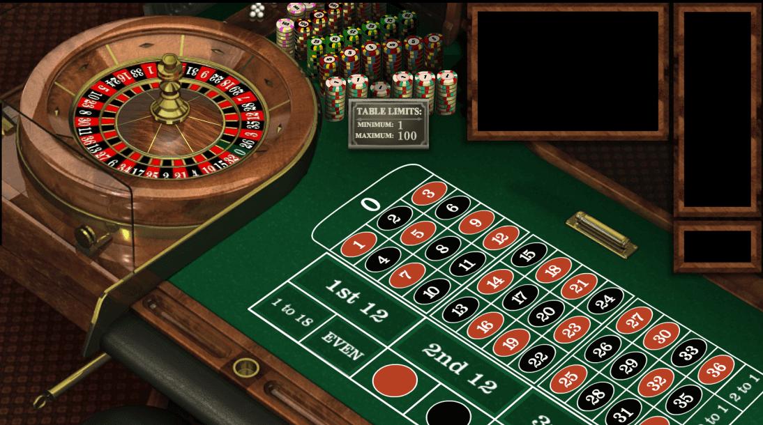 European Roulette 199405