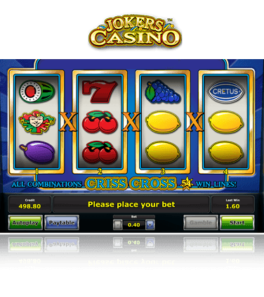 Spielbank Automatenspiel Feature 412142