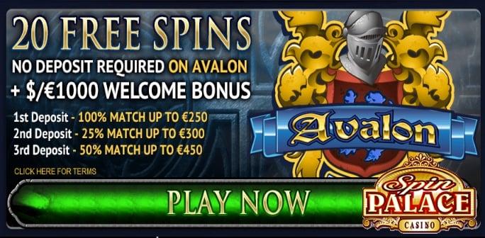 Spin Palace 873864