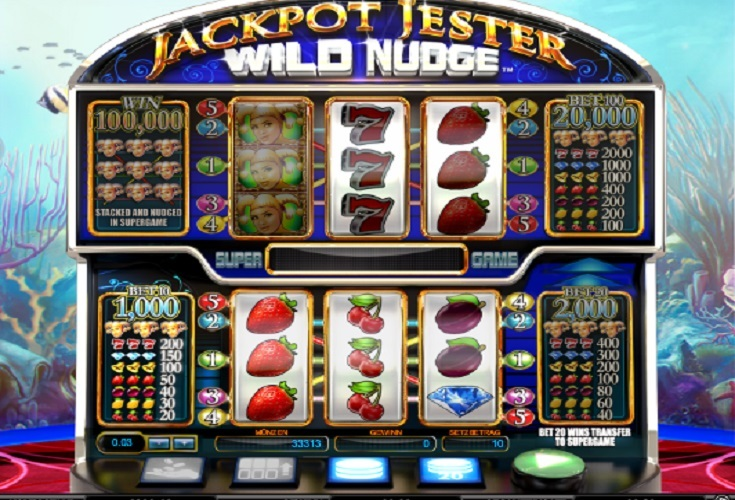 Jackpot Casino 741224