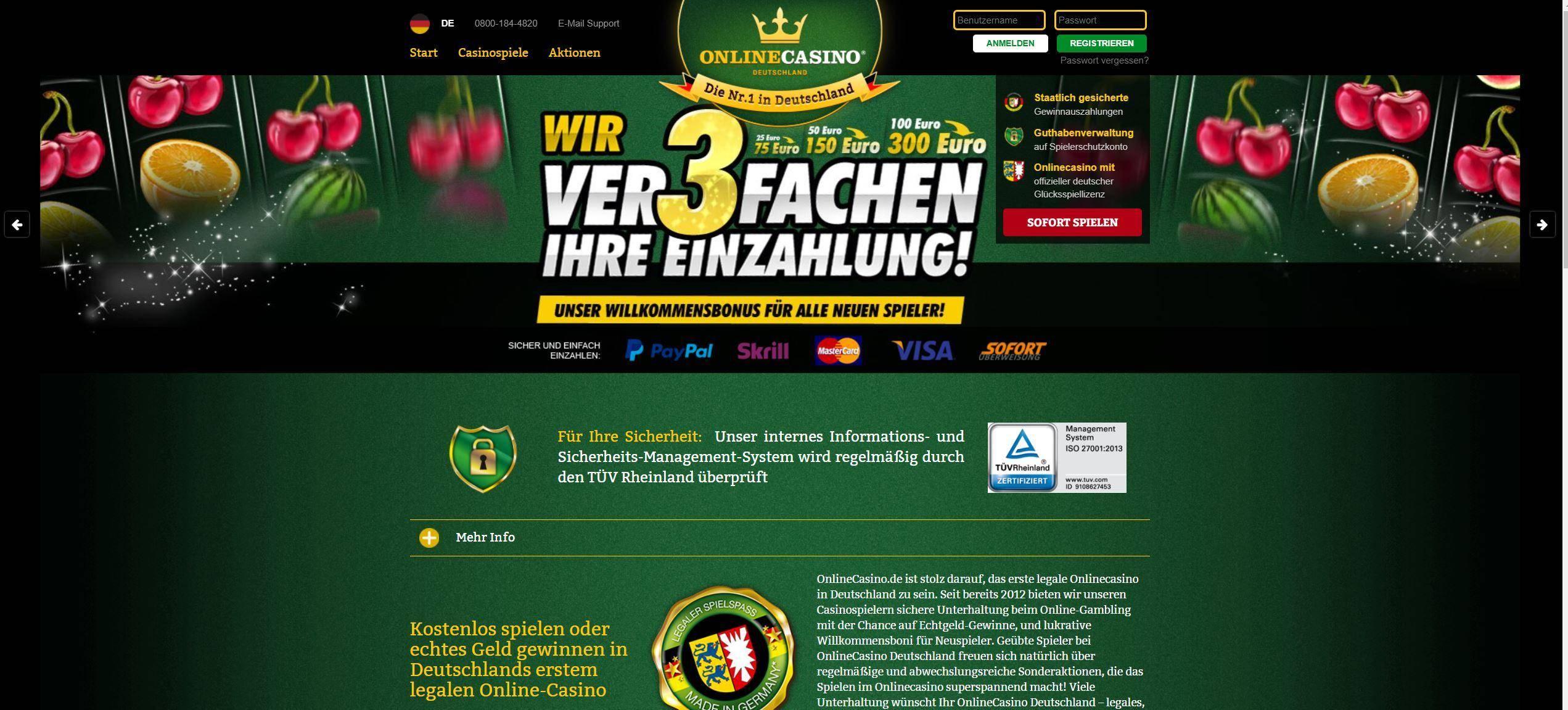 Virtuelle Casino 403340