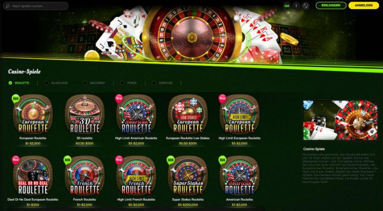 Live Casino 61413