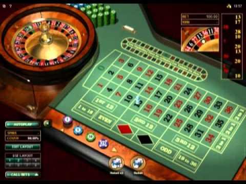 Europäisches Roulette Double 328613