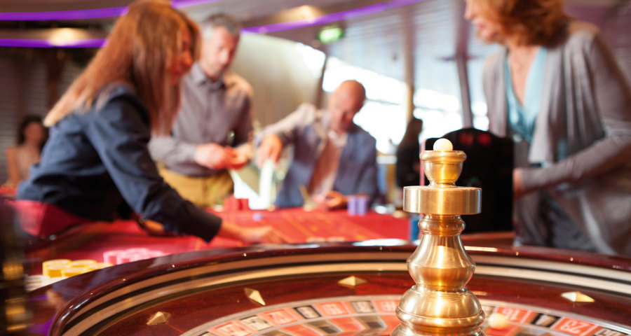 Kreuzfahrt Casino 773596