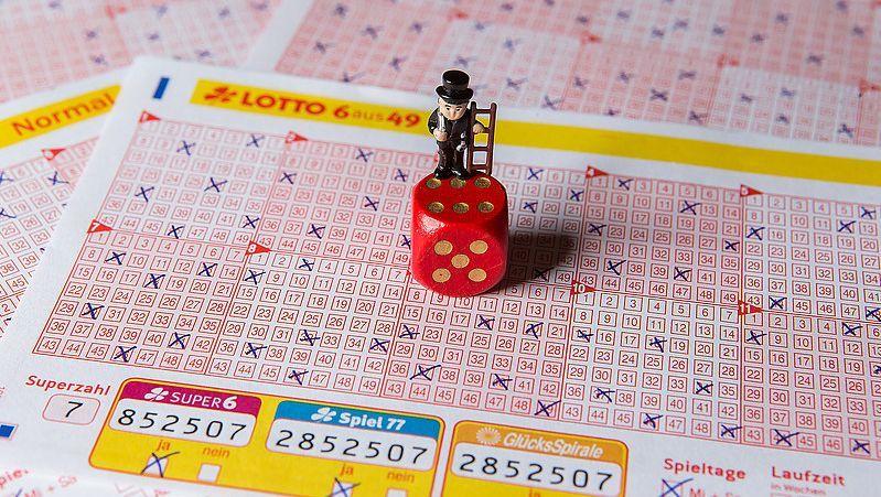 Lotto wirklich 1000 491250