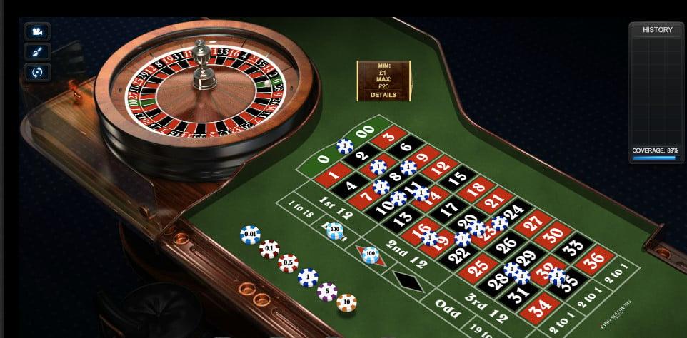 Roulette Tool Faire 182827