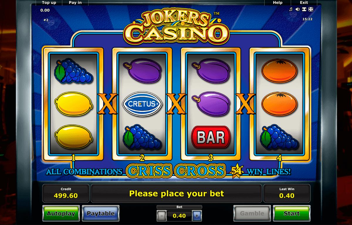 Klassische Spielautomaten 640515