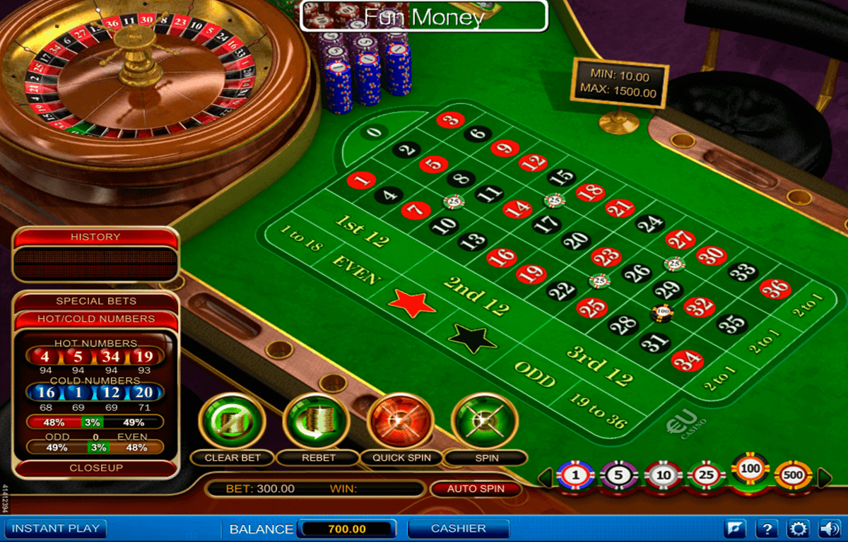 French Roulette 740941