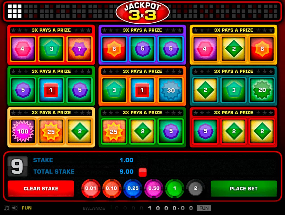 Slots Bonus 833864