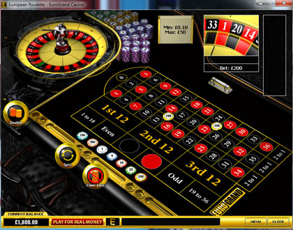 Einfache Chancen Roulette 884705