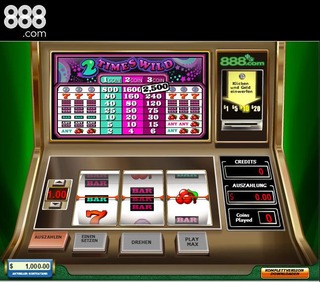 Alte Spielautomaten Bonus 607304