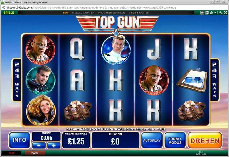 Auszahlungsquote Spielautomaten 394257