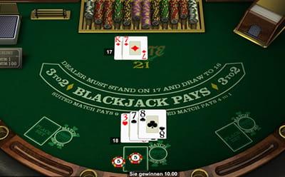 Blackjack Begriffe 291345