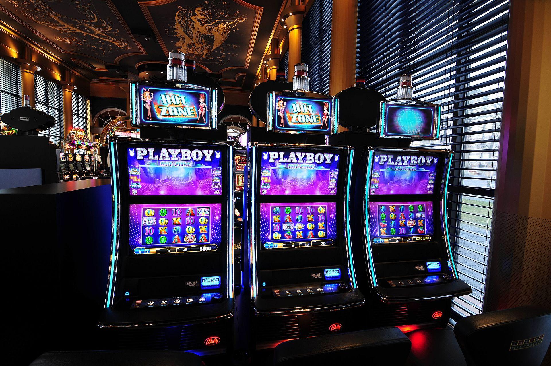 Beliebtestes Glücksspiel Spielautomaten 411752