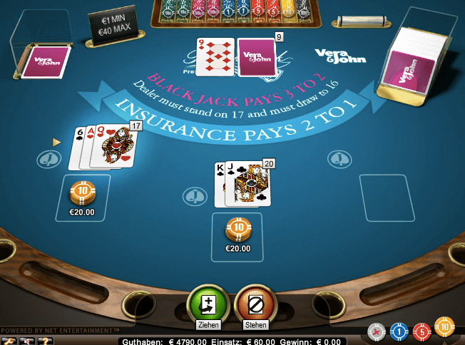 Black Jack Casino 110020
