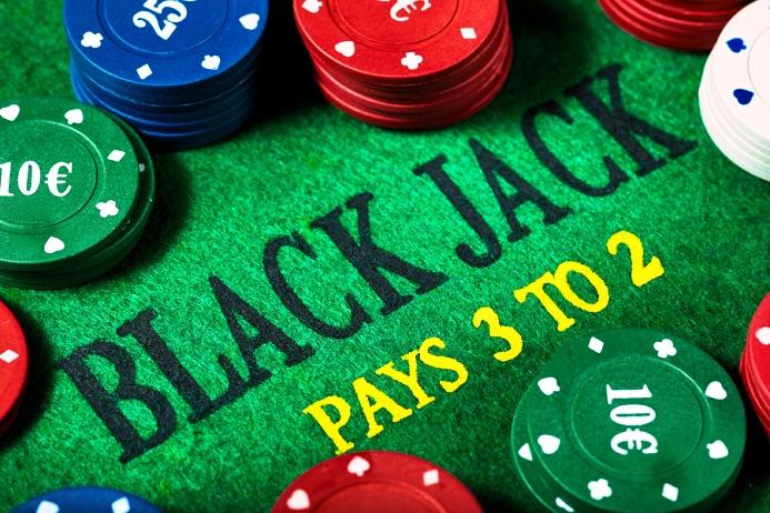 Black Jack Tabelle 234723