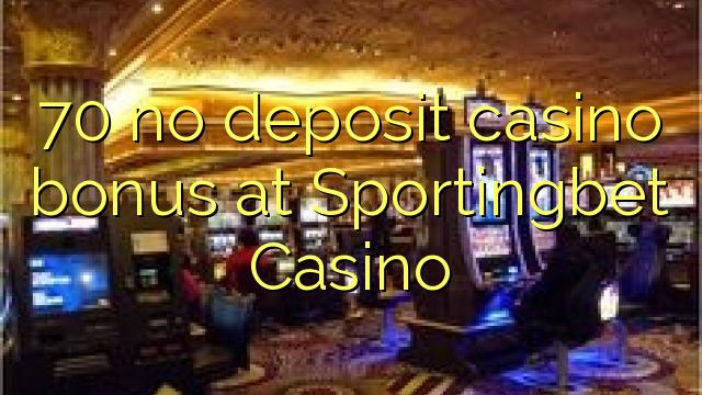 Bonus Sportingbet Casino 25822